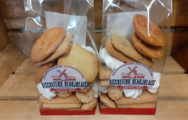 Biscuits assortiments
