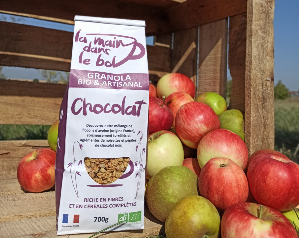 Céréales Bio chocolat