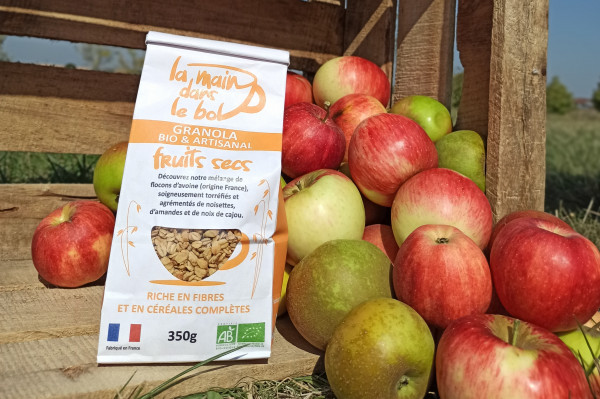 Céréales Bio fruits secs