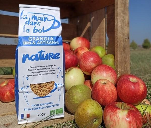 Céréales Bio nature