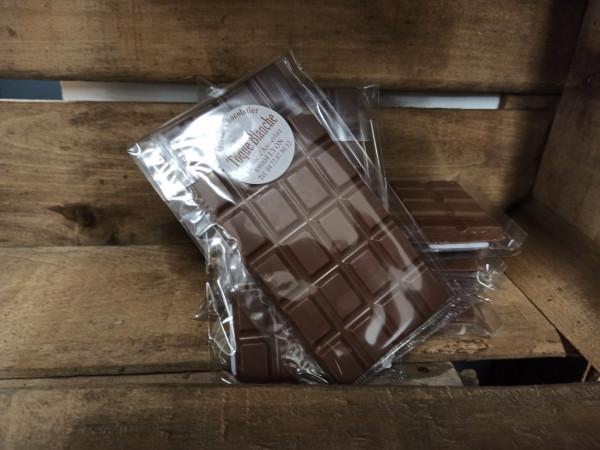 Chocolat lait NATURE 100g