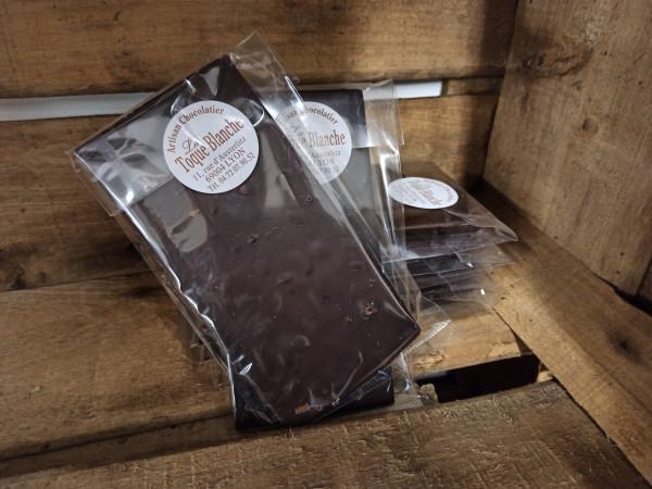 Chocolat noir HERISSON 100g