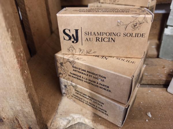 Shampoing ricin