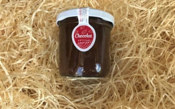 Dessert lacté chocolat